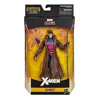 """Hasbro Marvel Legends X-Men Gambit 6"""" Action Figure Caliban BAF"""