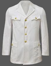 Unissued German NAVAL WHITE JACKET - All Sizes - Kriegsmarine Navy WW2 Type Coat