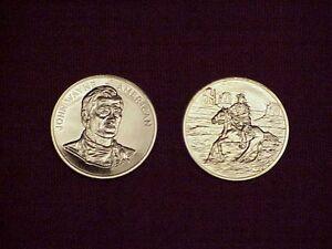John Wayne 1979  United States Mint Congressional GOLD Medal