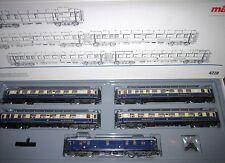 Märklin H0 4228 Wagon de passagers Jeu Rheingold état neuf embalage d'origine