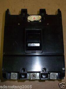Federal Pacific NJ-S 3 pole 100 amp 600v NJS63100 Circuit Breaker NJ-S63100 FPE