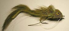 Dahlberg Rabbit Strip Diver Olive 3/0 Saltwater Hook