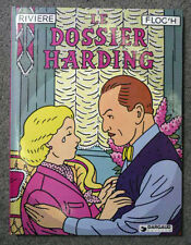 le dossier harding  floc'h & riviere  dargaud