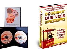 The Advanced Donut Making Course -Expert Donut Maker Shares Donut Making Methods