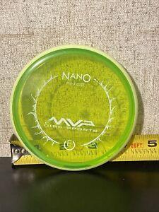 MVP Nano Mini Disc Eclipse Glow