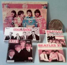 Barbie Doll Sized The Beatles Souvenir Set