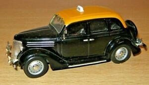 FORD A Taxi Model 1/43 scale VGC