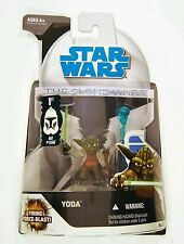 Hasbro Star Wars The Clone Wars Clone Backing Yoda figura