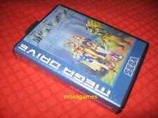 Brave Battle Saga - Legend of the Magic Warrior Sega Mega Drive Genesis English