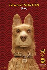 Isle Of Dogs Movie Poster 18'' X 28'' ID8