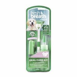 TropiClean Fresh Breath Puppy Oral Care Kit 59ml - 261468