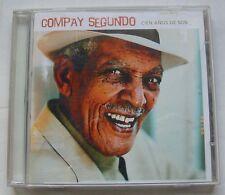 COMPAY SEGUNDO (CD) CIEN ANOS DE SON  COMPILATION 15 TITRES