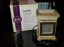 Scentsy Full Size Warmer - Snapshot - Hold Picture