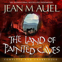 The Land of Painted Caves by Jean M. Auel (CD-Audio, 2011) AUDIOBOOK