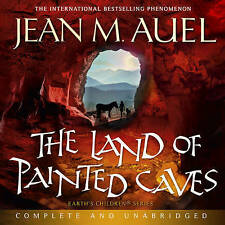 The Land of Painted Caves by Jean M. Auel (CD-Audio, 2011)