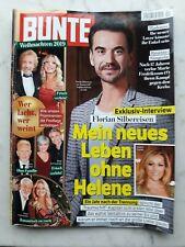 """1 Zeitschrift """"BUNTE"""" Nr.52 vom 18.12.19   gebraucht"""