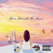 Kehlani - You Should Be Here Mixtape CD Tsunami Mob