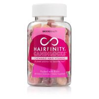 Hairfinity Candilocks, Chewable Hair Vitamins 60 ea (Pack of 2)