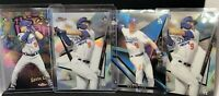 Gavin Lux 2020 Topps Finest 9 Card Lot! Rookie Refractor, The Man Insert & More!