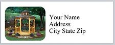 Personalized Address Labels Garden Arbor Buy 3 get 1 free (ac 507)