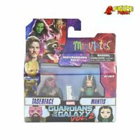 Marvel Minimates Series 71 Guardians of the Galaxy 2 Movie Taserface & Mantis