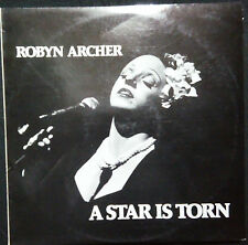 ROBYN ARCHER - A STAR IS TORN VINYL LP AUSTRALIA