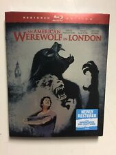 An American Werewolf in London (Blu-ray Disc, 2016) New w/slipcover