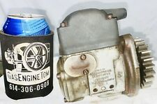 Hot Magneto With Gear 3 5hp Ihc La Lb Hit Miss Gas Engine International Mag Hot