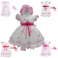 Markenlose Baby-Kleider mit Blumenmuster