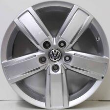 18 inch Genuine Volkswagen AMAROK V6 2018 MODEL ALLOY WHEELS IN SILVER