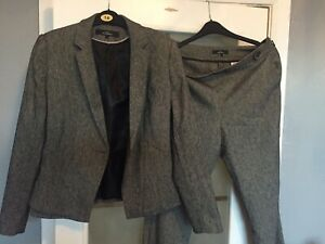 Ladies Trousers Suit From Next Size 12