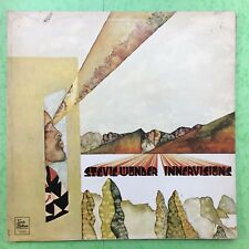 Stevie Wonder - Innervisions - Tamla Motown STMA-8011 VG+ Condition - Gatefold