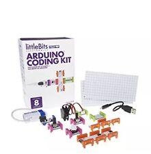 LittleBits Arduino Codificación Kit Nuevo Sellado