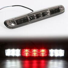 For 07-13 Chevy Silverado/GMC Sierra Smoked 3RD Third Brake+Cargo LED Light Lamp