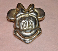 Silver Brooch Mexican 925 Minny Mouse