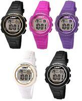 Limit Active Kids Digital Alarm Chronograph Resin Strap Watch
