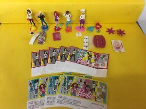 Komplettsatz Barbie EN378 - EN430  FF534J SE641B SE664B mit allen BPZ Hong Kong