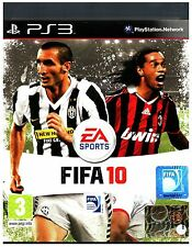 VIDEOGIOCO  PS3  SONY  PS3 SPORTS  FIFA 10