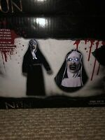 The Conjuring Nun Halloween Prop Morbid Gemmy Rare Sold Out