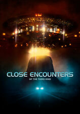 """Close Encounters Of The Third Kind 11""""x17"""" Movie Poster Print"""