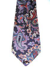 Paisley Vintage 1970s/80s Tie Rockfield of London
