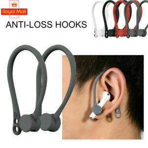 Anti-lost Ear Hook Earphones Holder Protective Ear hooks For Apple AirPods UK