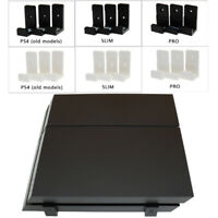 Holder Wall Mount Console Stand Host RackFor Sony PlayStation4 PS4 Slim Pro