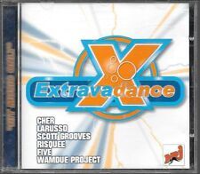 CD COMPIL 20 TITRES--EXTRAVADANCE--CHER/LARUSSO/GROOVES/RISQUEE/SASH/FIVE...