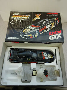 Action 2000 1:24 Castrol GTX Frankenstein John Force Funny Car Dragster 1/14184