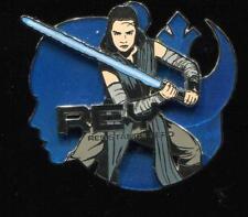 Star Wars The Last Jedi Rey Resistance Hero LE Disney Pin 125918