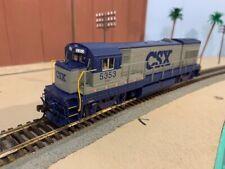 HO Scale Atlas U30B CSX Transportation unit #5353 DCC Ready