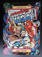 Marc Duveau Comics USA Albin Michel Graffiti 1975 TBE