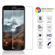For LG Q6 G5 G6 V20 V30 Genuine Tempered Glass Film Screen Protector Protective