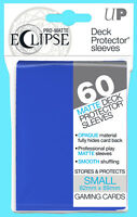 60 ULTRA PRO ECLIPSE PACIFIC BLUE SMALL PRO-MATTE DECK PROTECTOR Card Sleeves